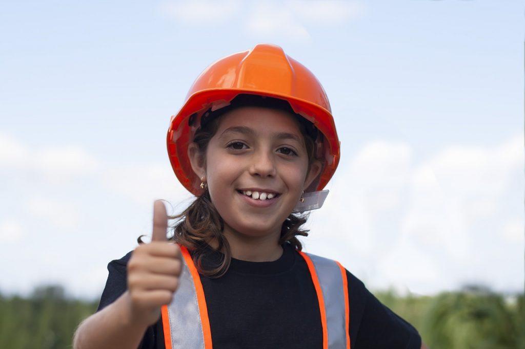 Droit du travail pour un enfant